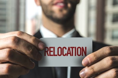 man - relocation
